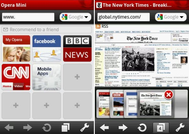 Free Download Opera Mini 4.2 Mod On Android