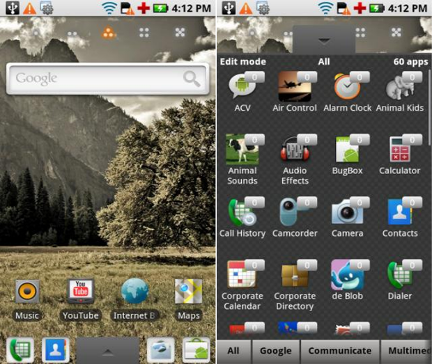 Android Apps, Software and Tips